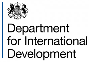 department international development logo