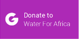 donate to water for africa button